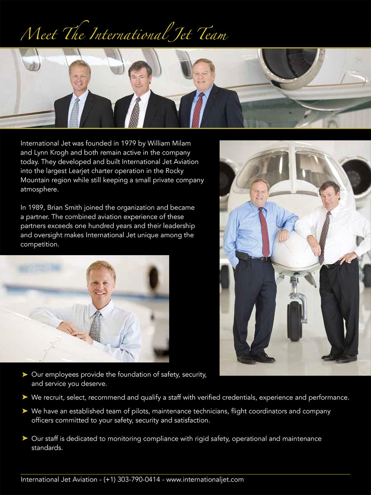 Client: International Jet